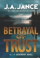 9781611298420: Betrayal of Trust (Large Print)