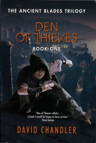 9781611299151: Den of Thieves (Ancient Blades Trilogy, 1)