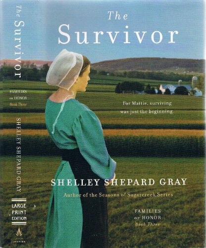 9781611299724: The Survivor (LARGE PRINT) (Families of Honor Book 3)