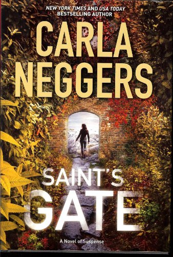 9781611299748: SAINT'S GATE - Large Print Edition