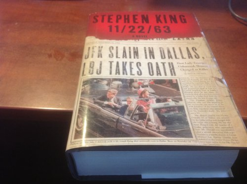 9781611299762: 11/22/63: A Novel (Doubleday Large Print Home Library Edition)