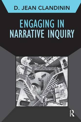 9781611321593: Engaging in Narrative Inquiry (Developing Qualitative Inquiry)