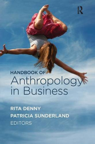 9781611321722: Handbook of Anthropology in Business