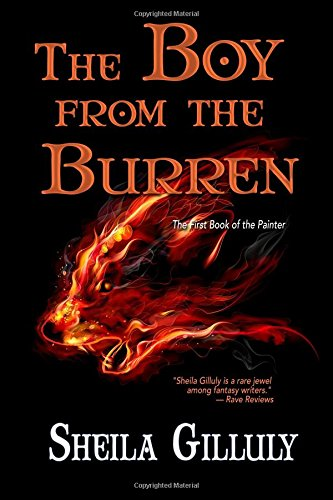9781611385069: The Boy From the Burren: The First Book of the Painter (The Books of the Painter) (Volume 1)