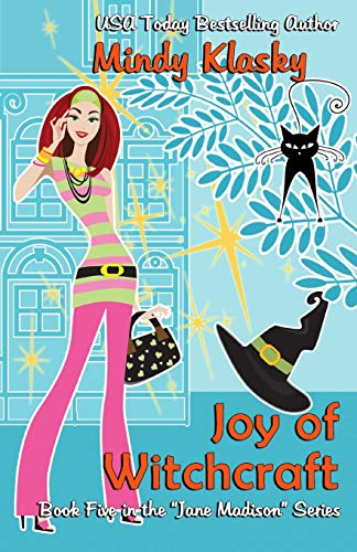9781611385441: Joy of Witchcraft: A Humorous Paranormal Romance (Washington Witches (Magical Washington) series) (Volume 5)