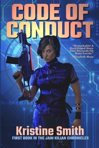 Code of Conduct (Jani Kilian): Kristine Smith