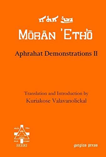 9781611435733: Aphrahat Demonstrations II