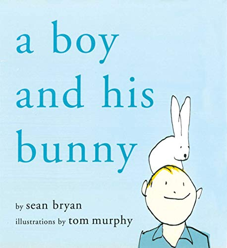 A Boy and His Bunny: Bryan, Sean