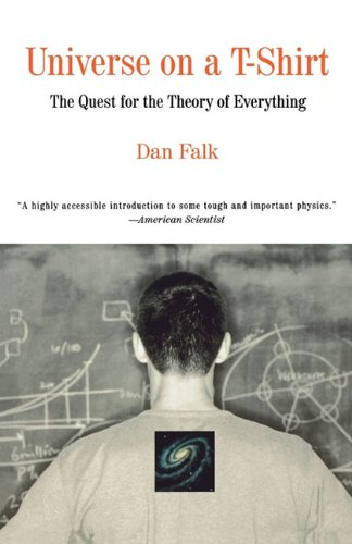 9781611452907: Universe on a T-Shirt: The Quest for the Theory of Everything