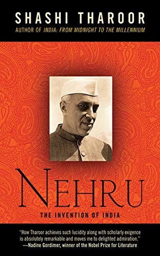 9781611454116: Nehru: The Invention of India