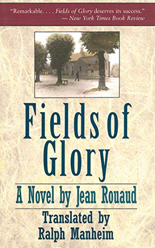 9781611457018: Fields of Glory: A Novel