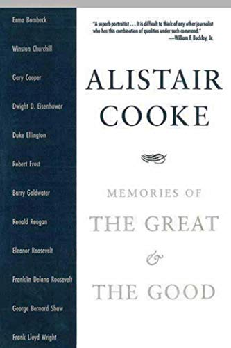 9781611457186: Memories of the Great and the Good