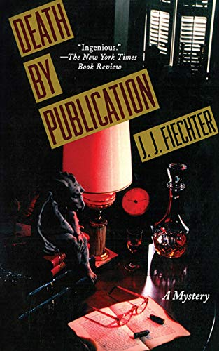 9781611457940: Death by Publication: A Mystery