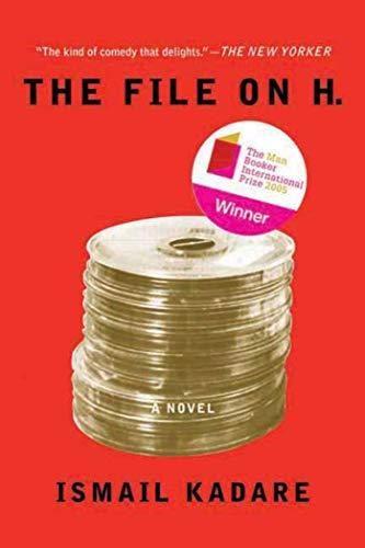 9781611457995: The File on H.: A Novel