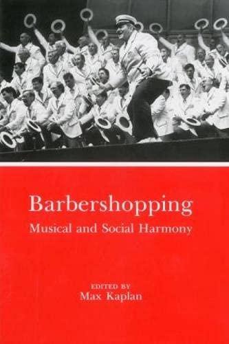 9781611471083: Barbershopping