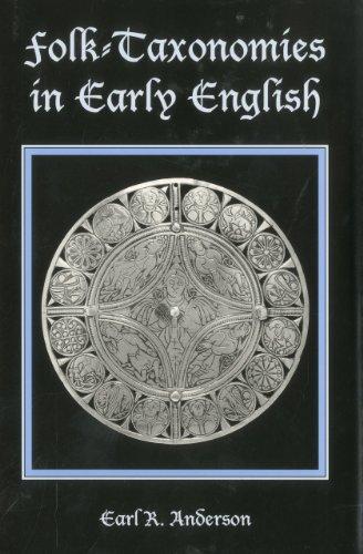 9781611472226: Folk-Taxonomies in Early English