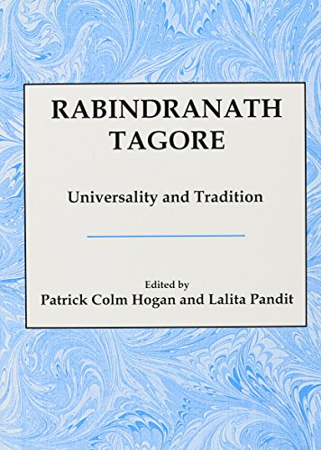 9781611472554: Rabindranath Tagore: Universality and Tradition