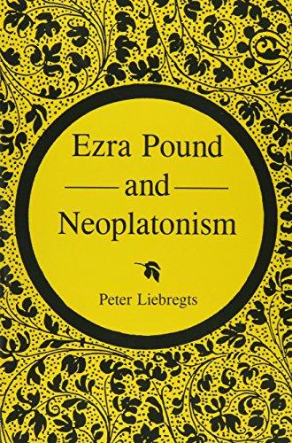 9781611472738: Ezra Pound and Neoplatonism