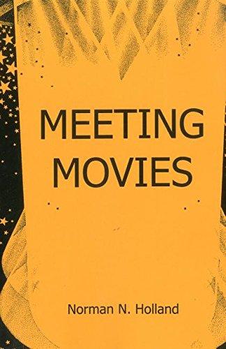 Meeting Movies (Hardback): Norman N. Holland
