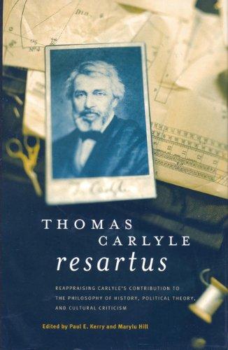 9781611474886: Thomas Carlyle Resartus