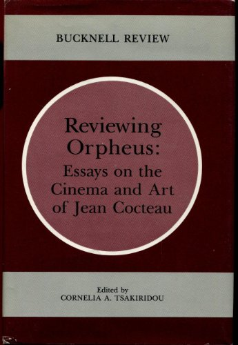 9781611480993: Reviewing Orpheus: Essays on the Cinema and Art of Jean Cocteau