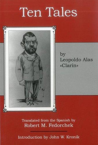 Ten Tales (Hardback): Leopoldo Alas