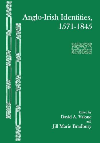 9781611483086: Anglo-Irish Identities, 1571-1845