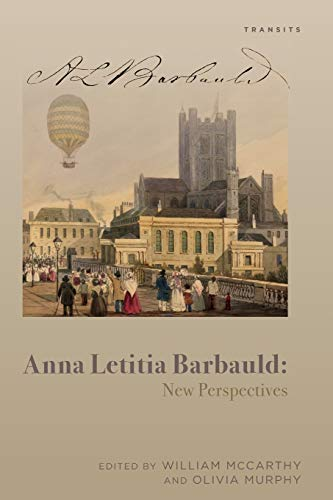 9781611487121: Anna Letitia Barbauld: New Perspectives (Transits: Literature, Thought & Culture, 1650–1850)