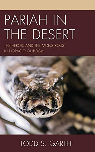 Pariah in the Desert (Hardcover): Todd S. Garth