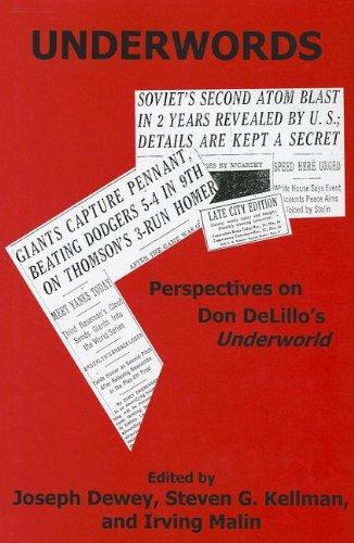 9781611492125: Underwords: Perspectives on Don Delillo's Underworld