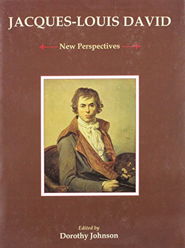 Jacques-Louis David: New Perspectives (Hardback)