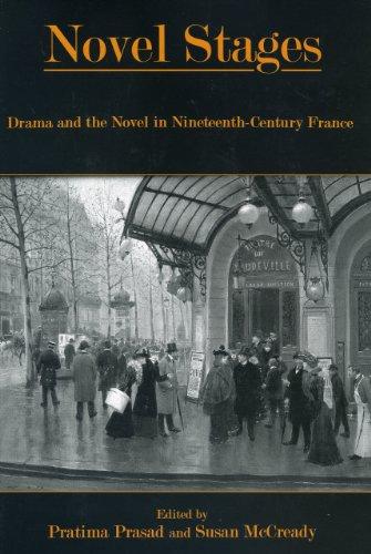 Novel Stages: Drama and the Novel in Nineteenth-century France (Hardback)