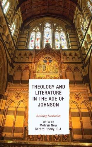 Theology and Literature in the Age of Johnson: Resisting Secularism (Hardback)