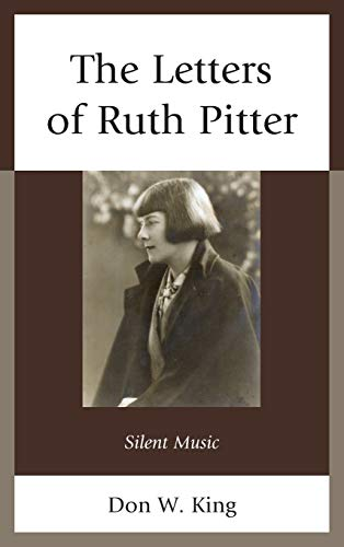 9781611494518: The Letters of Ruth Pitter: Silent Music
