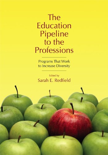 9781611630503: The Education Pipeline to the Professions: Programs that Work to Increase Diversity