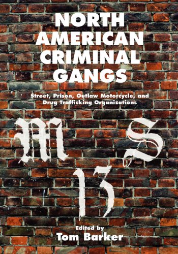 9781611630718: North American Criminal Gangs: Street, Prison, Outlaw Motorcycle and Drug Trafficking Organizations