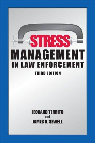 9781611631111: Stress Management in Law Enforcement, Third Edition