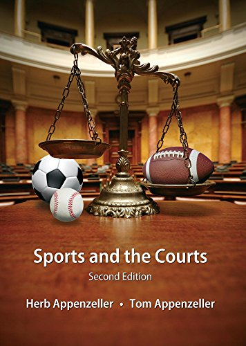 9781611631272: Sports and the Courts