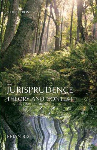 9781611633115: Jurisprudence: Theory and Context