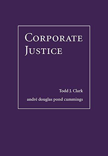 9781611633580: Corporate Justice