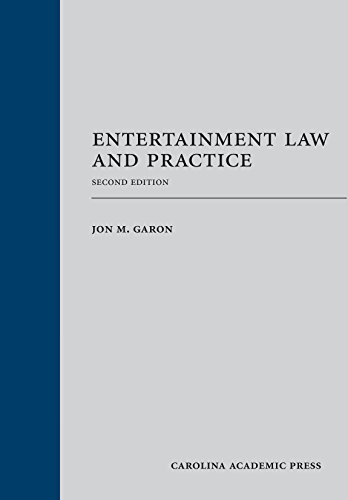 9781611634648: Entertainment Law and Practice, Second Edition