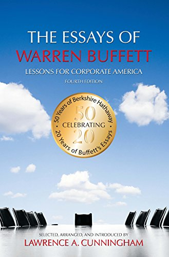 9781611637588: The Essays of Warren Buffett: Lessons for Corporate America