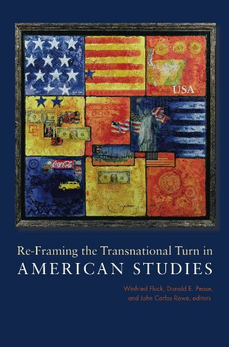 9781611681901: Re-Framing the Transnational Turn in American Studies (Re-Mapping the Transnational: A Dartmouth Series in American)