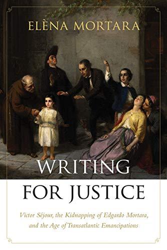 Writing for Justice: Mortara, Elena
