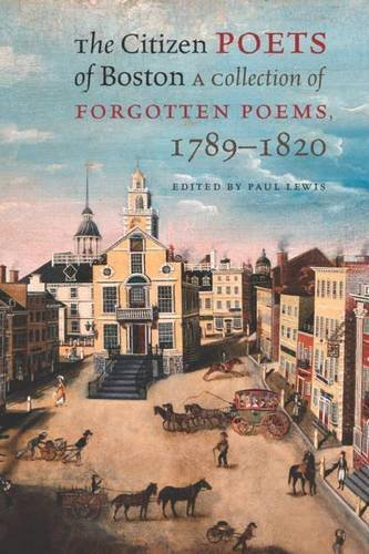 The Citizen Poets of Boston: $22.95 pa,