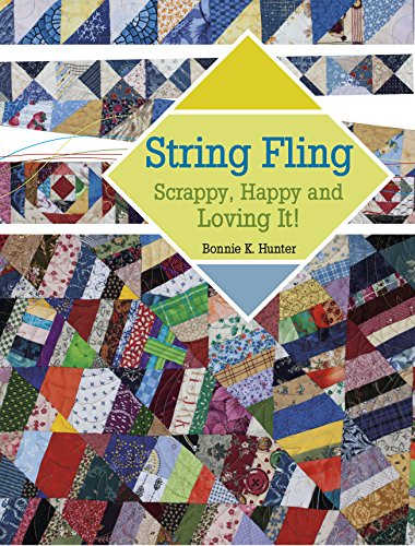 9781611690477: String Fling: Scrappy, Happy and Loving It!