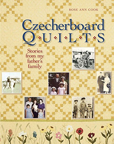 9781611690576: Czecherboard Quilts: Stories from My Father's Family