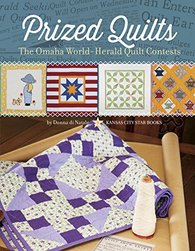 Prized Quilts: The Omaha World-Herald Quilt Contests: Donna di Natale