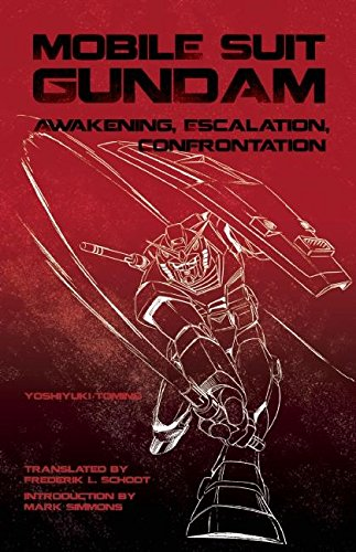 9781611720051: Mobile Suit Gundam: Awakening, Escalation, Confrontation
