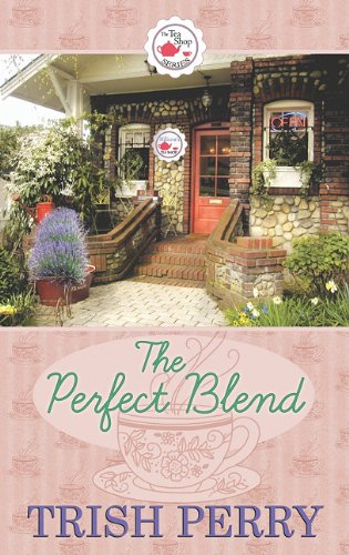 9781611730012: The Perfect Blend (Center Point Christian Romance (Large Print))